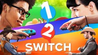 משחק 1-2 Switch לנינטנדו סוויץ'.