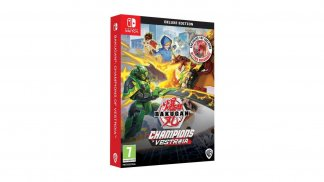 משחק Bakugan: Champions of Vestroia Deluxe Toy Edition לנינטנדו סוויץ'