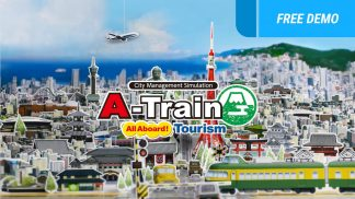משחק A-Train: All Aboard! Tourism לקונסולת נינטנדו סוויץ'