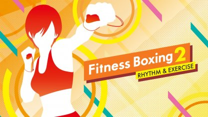 Fitness Boxing 2: Rhythm & Exercise באנר