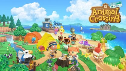 משחק Animal Crossing: New Horizons לנינטנדו סוויץ'