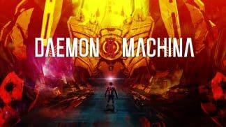 Daemon X Machina באנר
