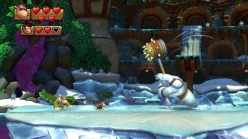 צילום מסך 1 מתוך המשחק: Donkey Kong Tropical Freeze