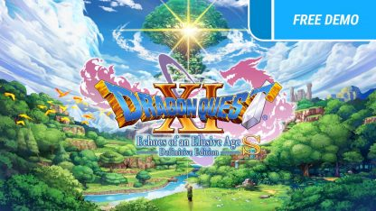 Dragon Quest XI S: Echoes of an Elusive Age - Definitive Edition באנר