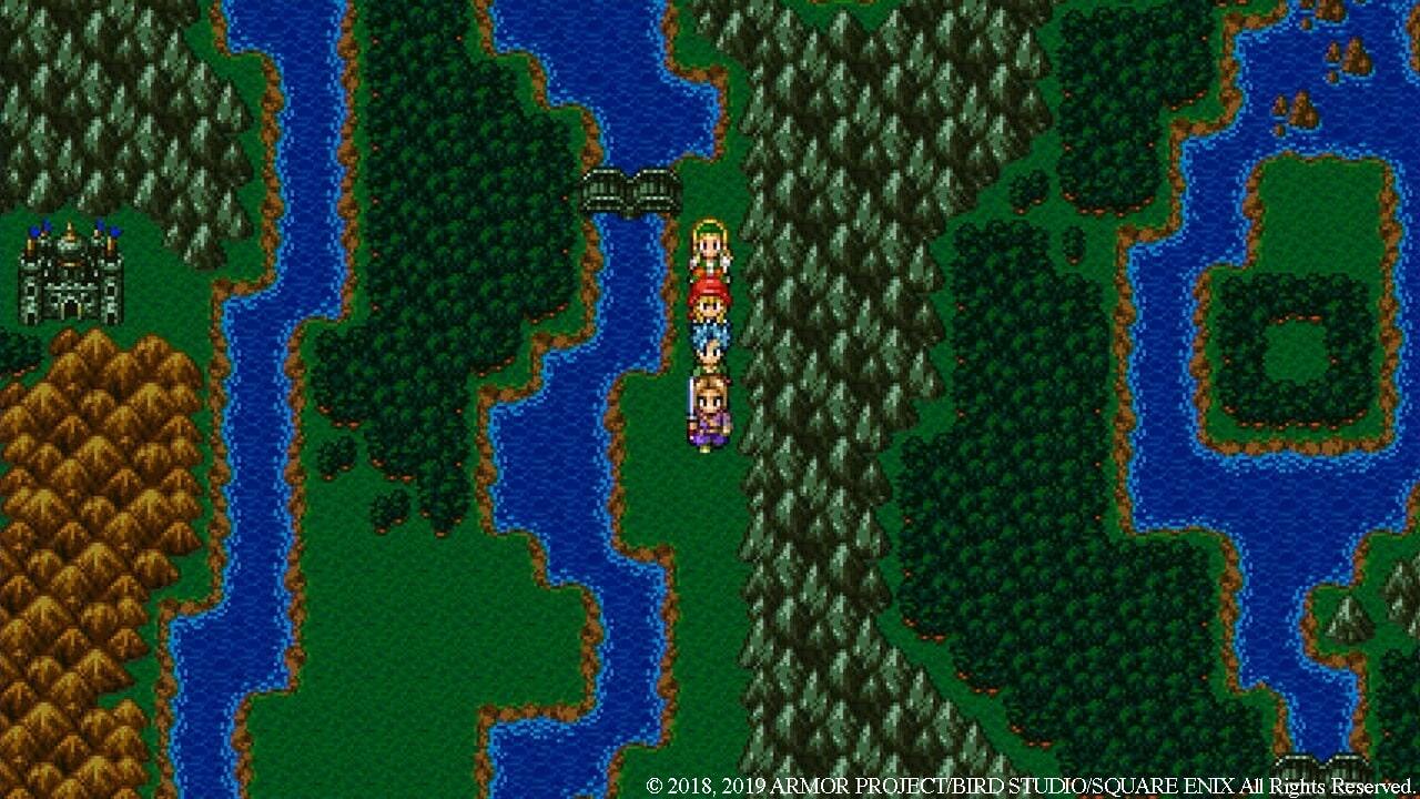 צילום מסך 1 מתוך המשחקק: Dragon Quest XI S: Echoes of an Elusive Age - Definitive Edition