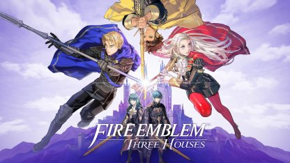 Fire Emblem: Three Houses באנר