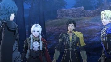 צילום מסך 2 מתוך המשחק: Fire Emblem: Three Houses