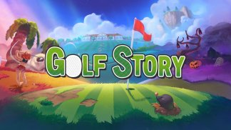 משחק Golf Story לנינטנדו סוויץ'