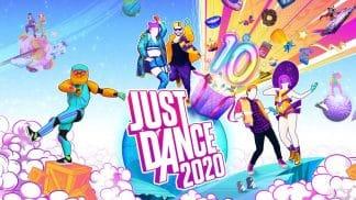משחק Just Dance 2020