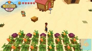 צילום מסך 2 מתוך המשחק: Harvest Moon: One World