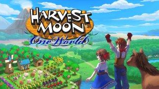 Harvest Moon: One World באנר