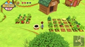 צילום מסך 1 מתוך המשחק: Harvest Moon: One World