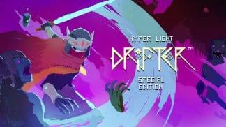משחק Hyper Light Drifter לקונסולת נינטנדו סוויץ'