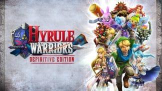 משחק Hyrule Warriors Definitive Edition לקונסולת נינטנדו סוויץ'