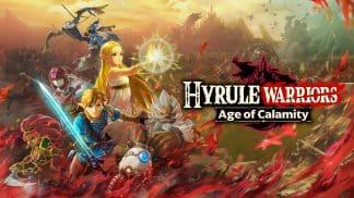 משחק Hyrule Warriors: Age of Calamity לנינטנדו סוויץ'