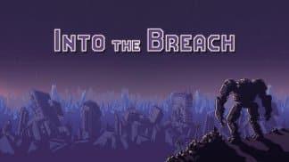 משחק Into the Breach לקונסולת נינטנדו סוויץ'