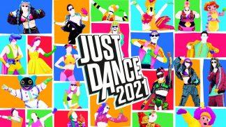 משחק Just Dance 2021 לנינטנדו סוויץ'