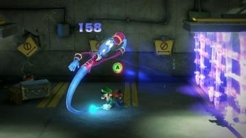 משחק Luigi's Mansion 3 לנינטנדו סוויץ' - לואיג'י שואב רוח