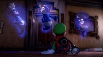 משחק Luigi's Mansion 3 לנינטנדו סוויץ' - רוחות ולואיג'י