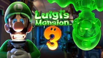 משחק Luigi's Mansion 3 לנינטנדו סוויץ'
