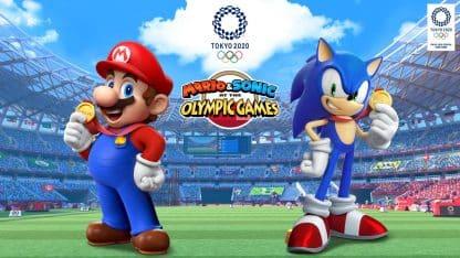 משחק Mario and Sonic at the Olympic Games Tokyo 2020 לנינטנדו סוויץ'