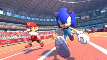 משחק Mario and Sonic at the Olympic Games Tokyo 2020 לנינטנדו סוויץ' - מריו וסוניק מתחרים