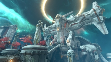 צילום מסך 2 למשחק: DOOM Eternal לקונסולת נינטנדו סוויץ'