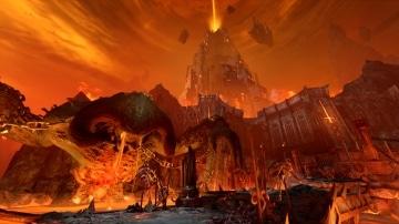 צילום מסך 1 למשחק: DOOM Eternal לקונסולת נינטנדו סוויץ'