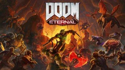 משחק DOOM Eternal לקונסולת נינטנדו סוויץ'