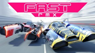 משחק Fast RMX לקונסולת נינטנדו סוויץ'