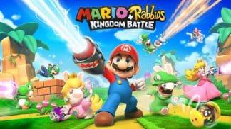 משחק Mario + Rabbids Kingdom Battle לקונסולת נינטנדו סוויץ'