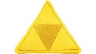 כרית - Triforce צהובה