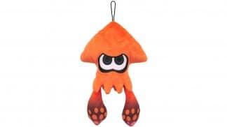 בובה רכה - Squid - כתום