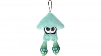 בובה רכה - Squid - טורקיז