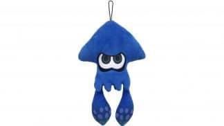 בובה רכה - Squid - כחול