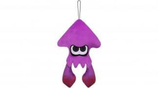 בובה רכה - Squid - סגול splatoon