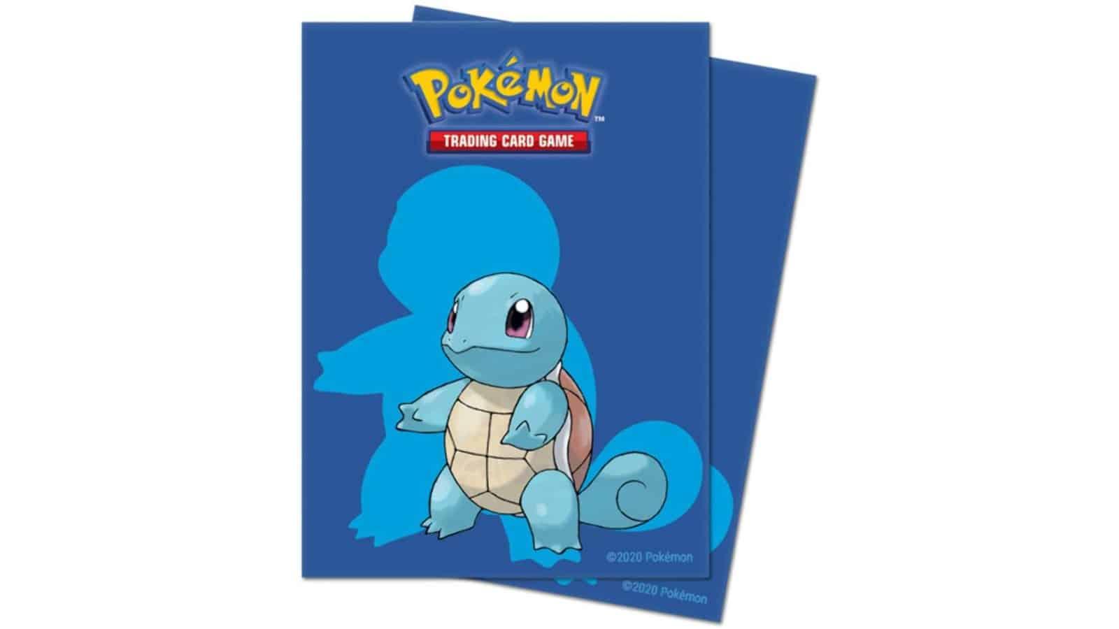 כיסויי קלפים Pokémon Squirtle