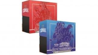 חבילת קלפים Pokemon TCG Battle style booster - אריזות