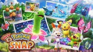 משחק New Pokémon Snap