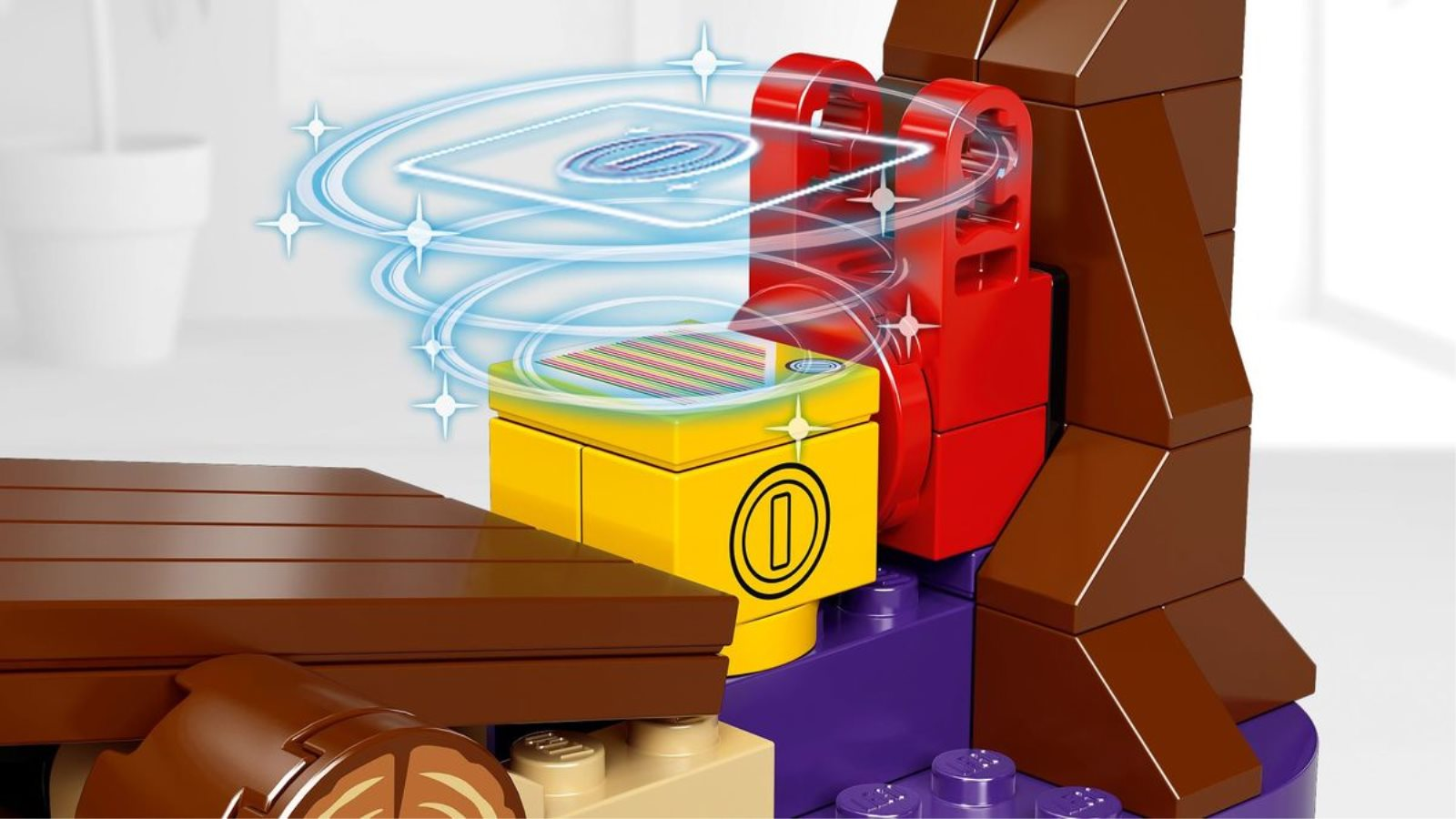 Lego 71381 Chain Chomp Jungle Encounter - תקשורת