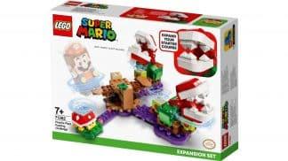 Lego 71382 Piranha Plant Puzzling Challenge - אריזה