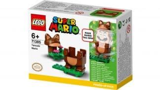 Lego 71385 Tanooki Mario Power-Up Pack - אריזה