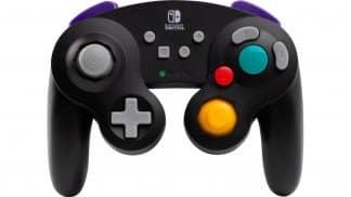 בקר GameCube אלחוטי - שחור