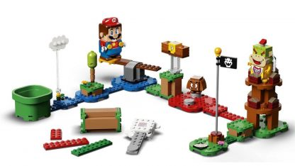 LEGO 71360 Adventures with Mario Starter Course - דגם