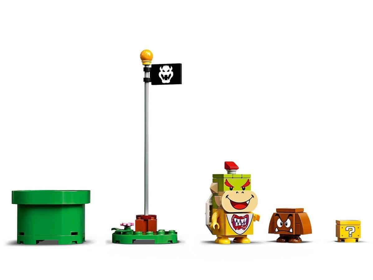 LEGO 71360 Adventures with Mario Starter Course - אביזרים