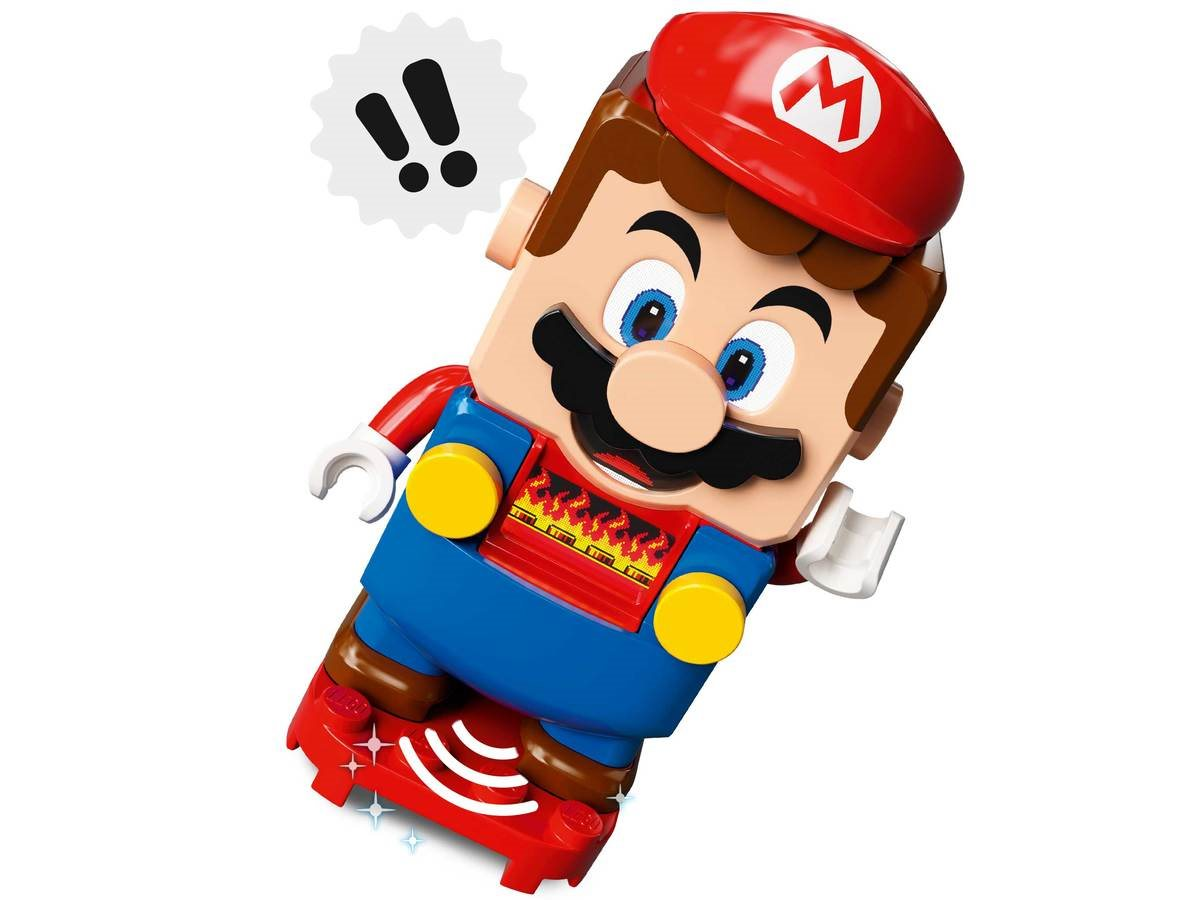 LEGO 71360 Adventures with Mario Starter Course - מריו 1