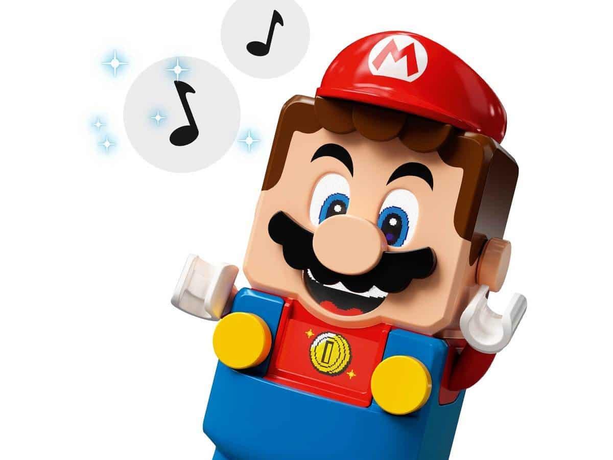 LEGO 71360 Adventures with Mario Starter Course - מריו 2