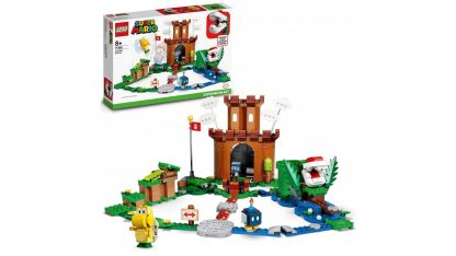 נLEGO 71362 Guarded Fortress Expansion Set - אריזה ודגם