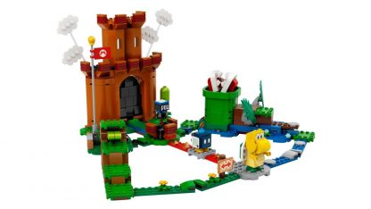 LEGO 71362 Guarded Fortress Expansion Set - דגם