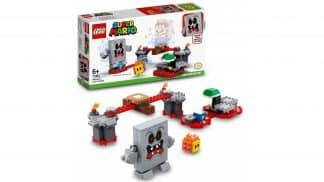 LEGO 71364 Whomp's Lava Trouble Expansion Set - אריזה ודגם